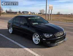 2001 lexus is300 wheels wheel offset 2001 lexus is300 hellaflush coilovers