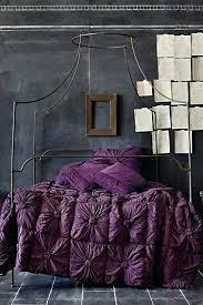 chambre violet aubergine deco chambre violette deco chambre couleur violet aubergine avec