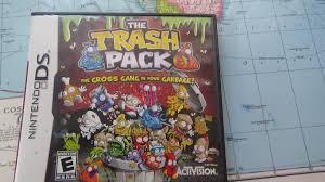 nintendo ds game reviews 3 trash pack