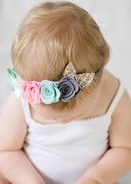 felt flower headband felt flower headband crown pink white floral