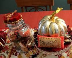 popular items for fall centerpiece on etsy mason jar lid pumpkin