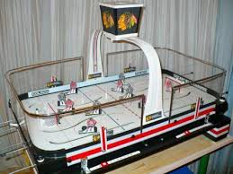 best table hockey game welcome to lemont table hockey league chicago rod hockey stiga coleco