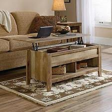 Weathered Wood Coffee Table Riverside Furniture Latitudes Steamer Trunk Lift Top Cocktail