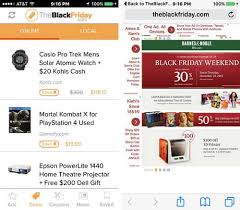 best at t deals black friday the best 6 black friday iphone apps to help you shop lure of mac