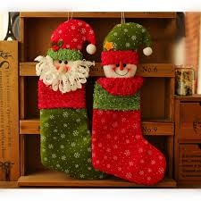 creative 1 christmas stocking large christmas stockings gift
