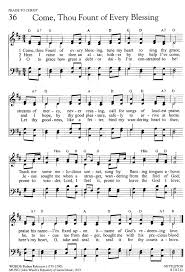 Count Your Blessings Lyrics And Chords Nettleton Hymnary Org