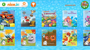 nickelodeon gets into e books with new reading app for kids nick