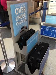 united airlines carry on new united carry on sizer and enforcement of policy eff 1 march