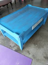 turquoise rustic coffee table u2013 fifty shades of new furniture