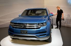 volkswagen 7 passenger suv vw aims to raise us sales with new suvs wsj within 2017 vw 7
