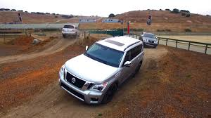 2017 nissan armada infiniti qx80 what floats your boat nissan u0027s new armada morphs from barge to