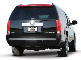 cadillac escalade performance upgrades cadillac escalade esv ext exhaust systems performance cat back