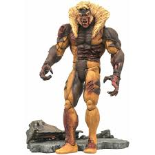 Zombie Bedroom Sets Diamond Select Toys Marvel Select Zombie Sabretooth Action Figure