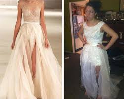 buy wedding dresses online here s why you should never buy your prom dress online