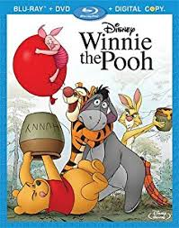 amazon winnie pooh disc blu ray dvd combo