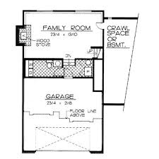 Level Floor Split Level House Designs The Plan Collection