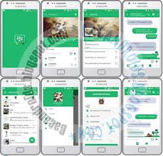 download theme line android apk bbm mod tema line friend terbaru v2 9 0 45 apk android