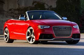 convertible audi red used 2015 audi rs 5 convertible pricing for sale edmunds