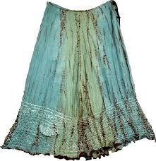 silk skirt crinkle silk skirt silk skirts tie dye