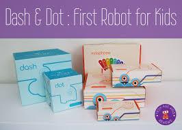 my first real robot dash u0026 dot review