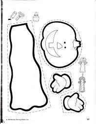 Dltk Halloween Coloring Pages Kindergarten Halloween Coloring Pages Contegri Com