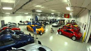 seinfeld porsche collection list the top 10 most extreme garages