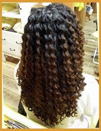 pictures of spiral perms on long hair long hair curly spiral perm flickr photo sharing throughout