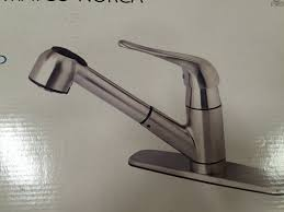 Pullout Kitchen Faucet Matco Norco Stainless Steel Pullout Kitchen Faucet Model Ae 2515