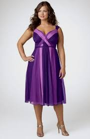 plus size purple bridesmaid dresses purple and lavender wedding dresses plus size view 4