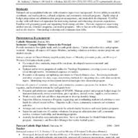Esl Teacher Resume Examples by General High Teacher Resume Sample With Simple Summary And