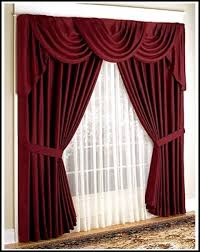 great window curtains and drapes decorating with curtains and