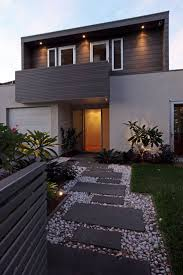 home design for front top most modern front yard remodel beautiful landscaping house