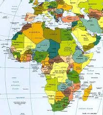 the map of africa africa map map of africa facts geography history of africa
