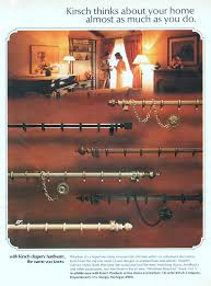 Accessories Kirsch Curtain Rods Intended by Kirsch Drapery Hardware Advertisement Gallery