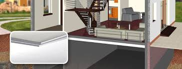 basement ceiling insulation caparol