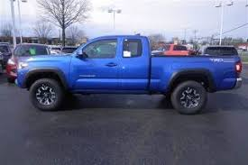 toyota tacoma road for sale 2017 toyota tacoma trd road access cab 6 bed v6 4x4 at