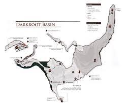 Dark Souls Map Image Basin Png Dark Souls Wiki Fandom Powered By Wikia