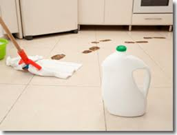 the best way to keep your ceramic floors clean and sparkling
