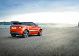 modified 2015 range rover 2015 range rover evoque dynamic and autobiography revealed