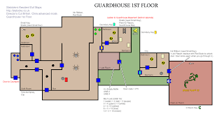 guard house floor plan resident evil house floor plan u2013 house style ideas