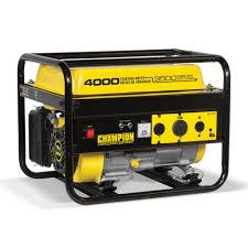 champion power equipment 3 500 watt recoil start gasoline powered