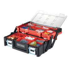 tool box craftsman 18 in cantilever tool box new ebay