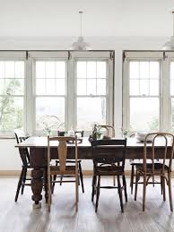 Chair Table Best 25 Mismatched Chairs Ideas On Pinterest Mismatched Dining