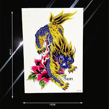 dragon chinese tattoo promotion shop for promotional dragon