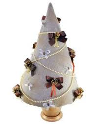 Cone Tree Lighted Sisal Cone Trees Old Time Pottery Pinterest Cone