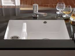 Best 25 Stainless Steel Sinks Ideas On Pinterest Stainless Incredible Kitchen Porcelain Sinks Undermount 28 Pertaining To