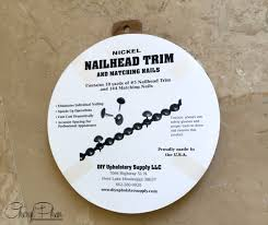 Nailheads For Upholstery Decorating With Upholstery Tacks U0026 Nailhead Trim Cheryl Phan