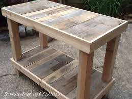kitchen island work table pallet project kitchen island work table paletes marcenaria