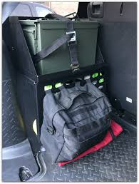 jeep wrangler storage jeep momma cool storage solution