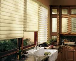 classic kitchen curtain with single faucet and sink also window